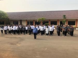 Bawaslu Provinsi DKI Jakarta Gelar Upacara Peringatan Hari Sumpah Pemuda
